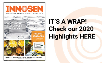 2020 Innosen Newsletter Magazine